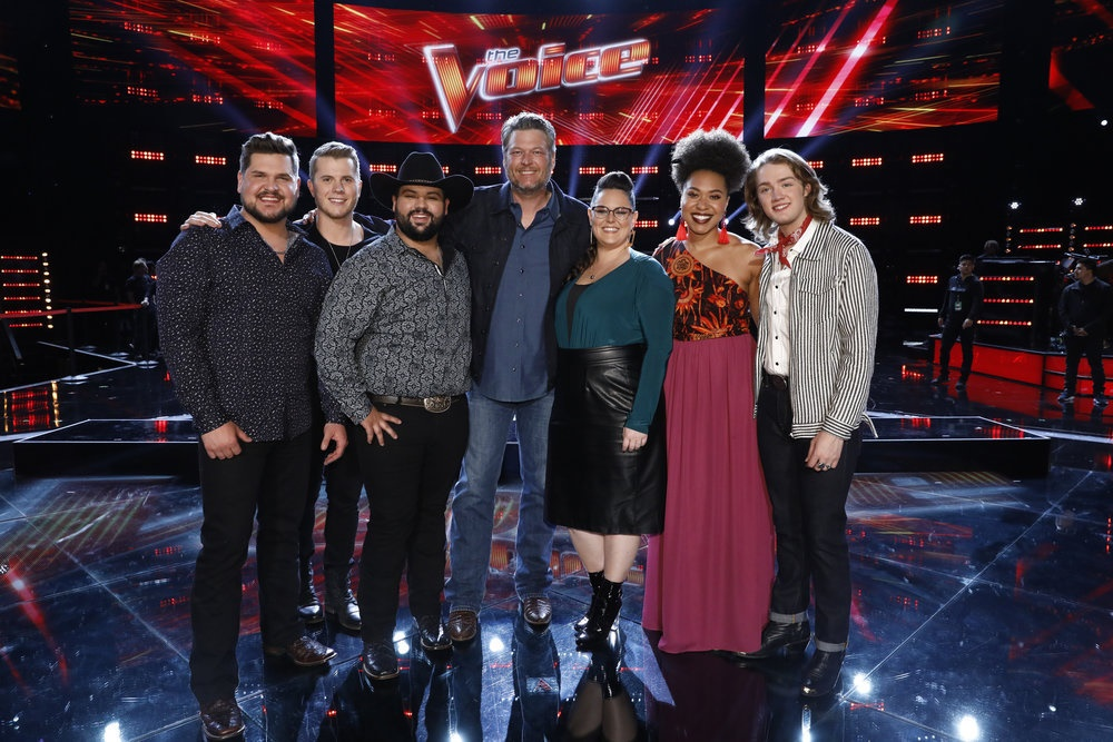 The Voice Recap: Top 24 Results… And Then There Was 13