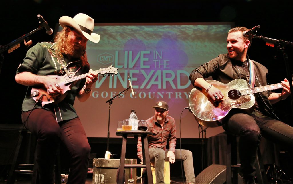 Brothers Osborne; Photo courtesy of Live in the Vineyard (2019) Goes Country