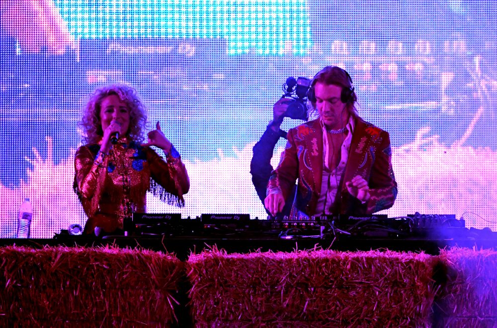 Acclaimed DJ Diplo Goes Country With Cam for 'So Long'