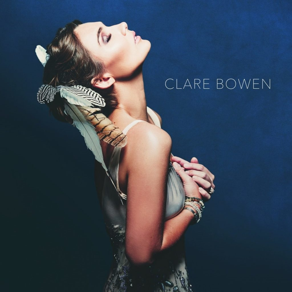 Clare Bowen; Cover art courtesy of Shore Fire Media
