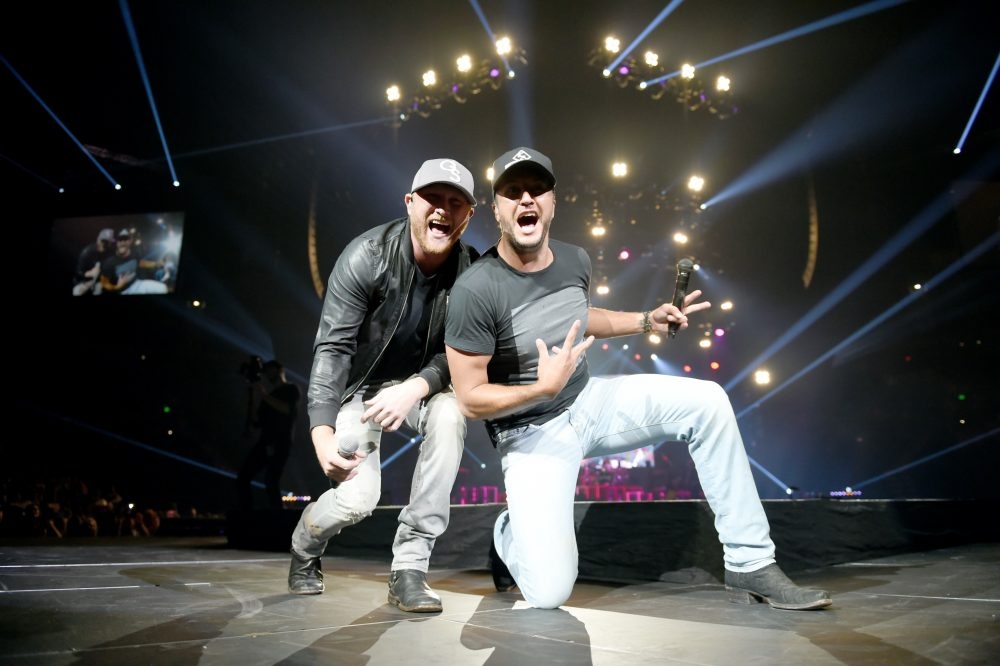 Luke Bryan Gave Cole Swindell the Best One-Word Songwriting Advice