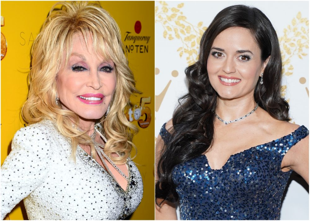 'Wonder Years' Actress Danica McKellar Joins Cast of Dolly Parton Documentary