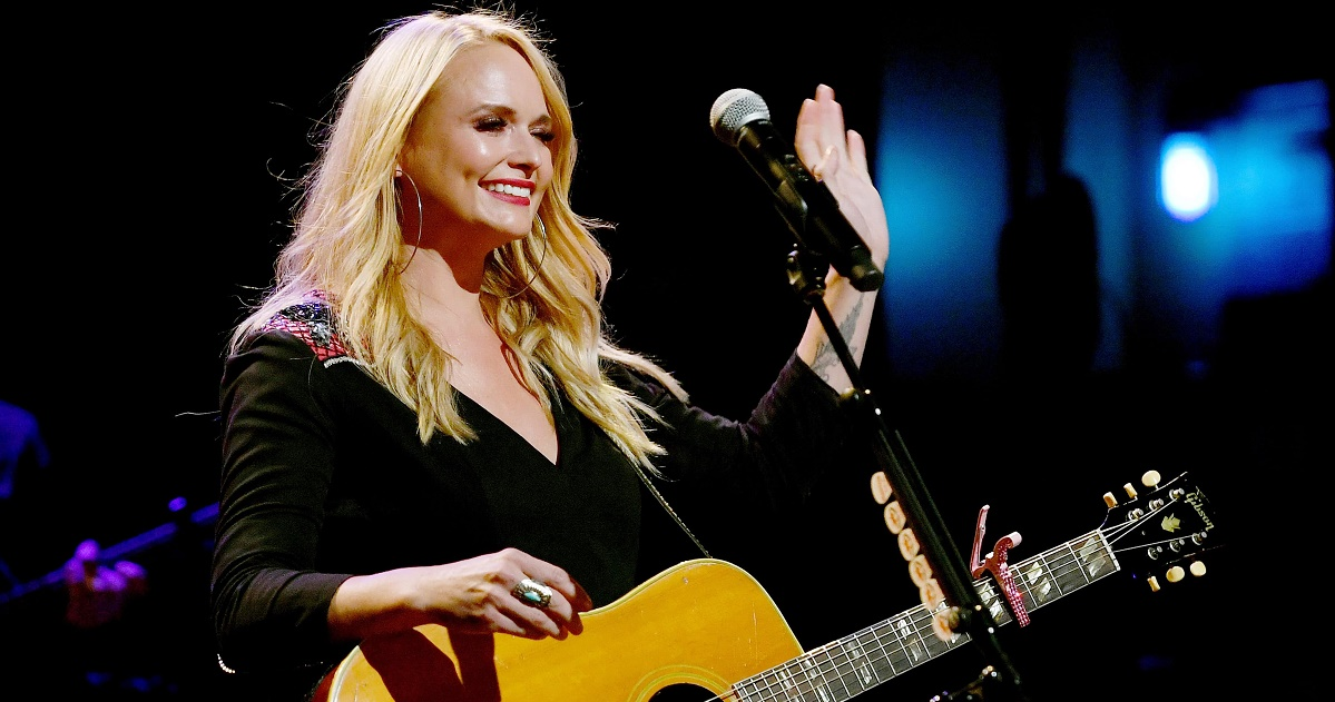 Miranda Lambert Hits Turned Into Bedtime Lullabies Sounds