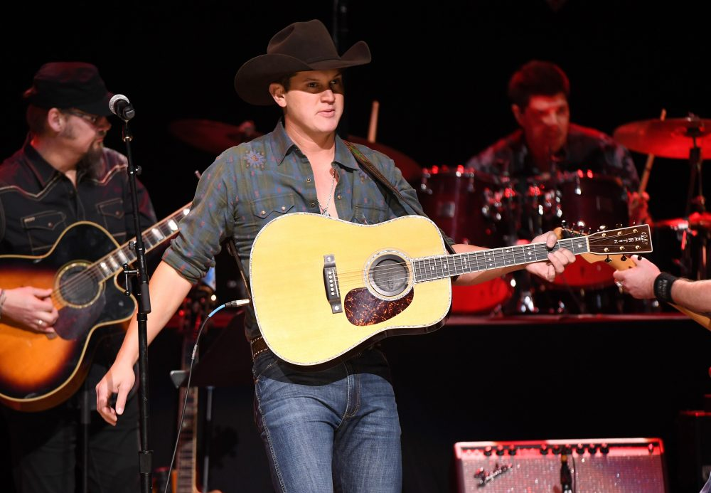 Jon Pardi Attributes Great Love For Country Music to His Grandma