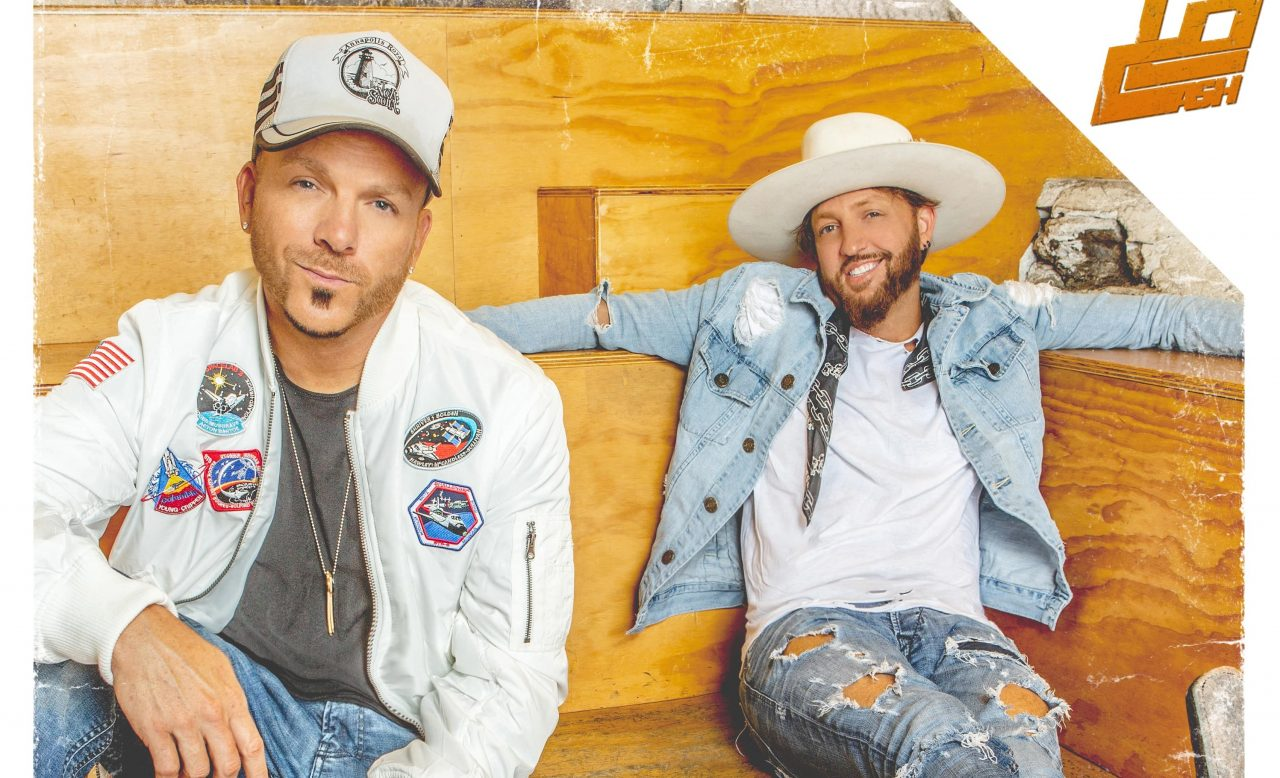 LOCASH Celebrate The Journey of 'One Big Country Song'