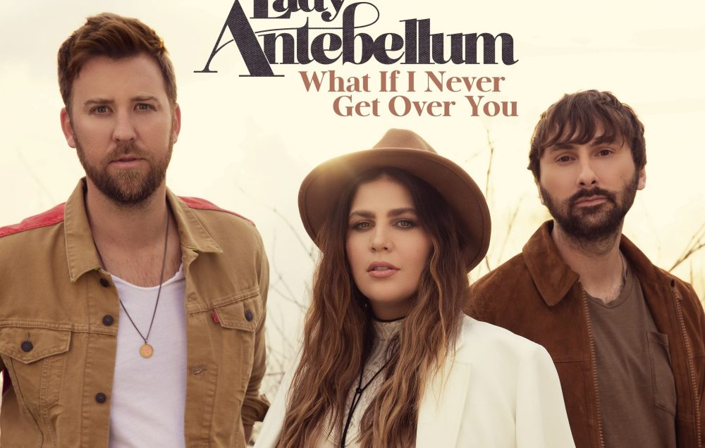 Lady Antebellum Return to  Their Roots for 'What If I Never Get Over You'