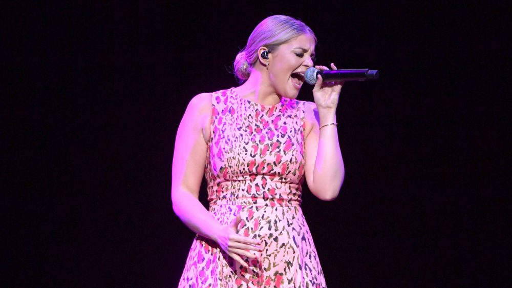 Lauren Alaina Graces the Runway at 2019 Nashville Symphony Fashion Show