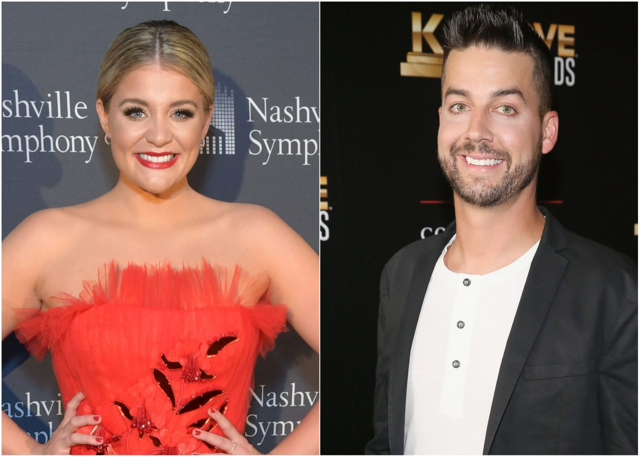 Lauren Alaina Introduces New Boyfriend John Crist on 'Bobby Bones Show'