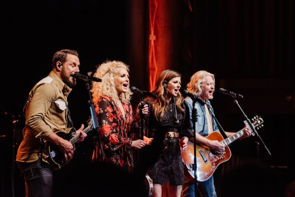 Little Big Town; Photo courtesy of Live in the Vineyard (2019) Goes Country
