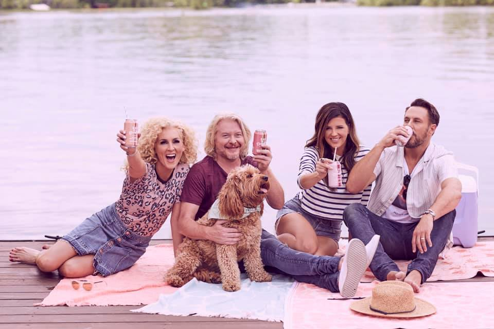 Little Big Town Pop the Top on 'Day Drinking Wine'