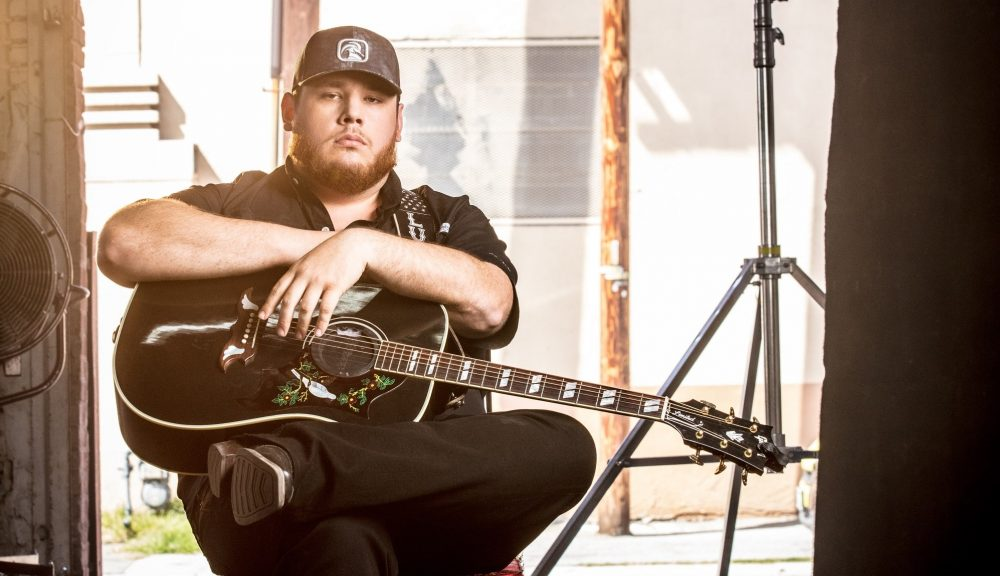Luke Combs Cracks a Cold One for Rowdy 'Beer Never Broke My Heart'