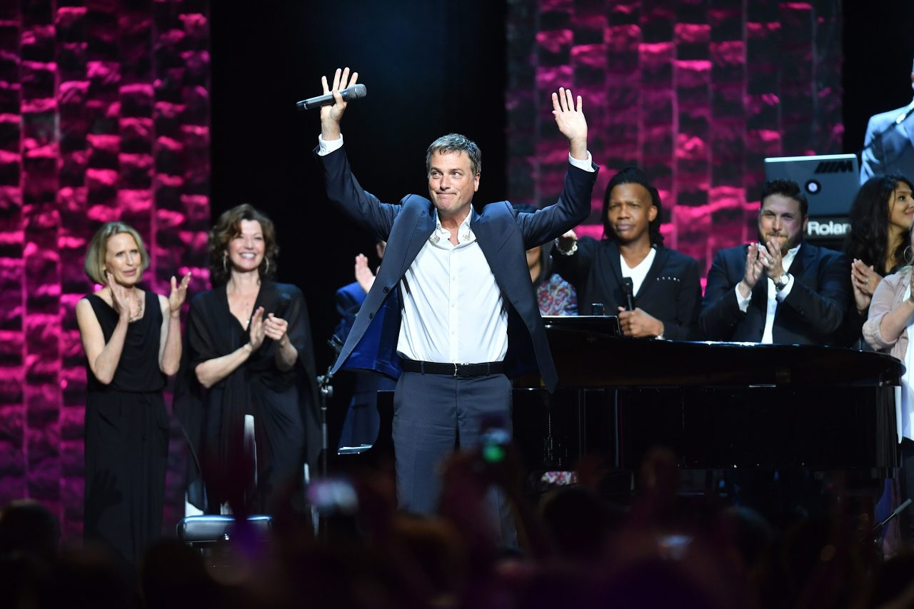 Nashville Artists Honor Michael W. Smith at Star-Studded Tribute