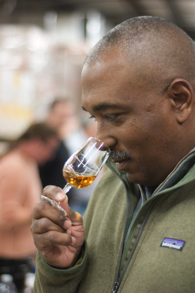 Bourbon Tasting; Photo Courtesy of Mint Julep Experiences