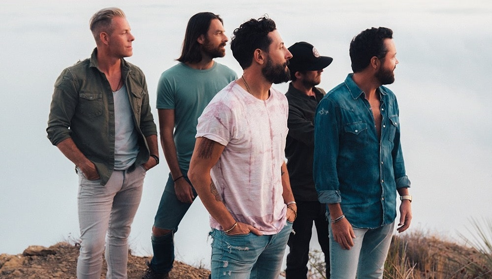 Old Dominion Score Seventh Straight No.1 With 'Make It Sweet'