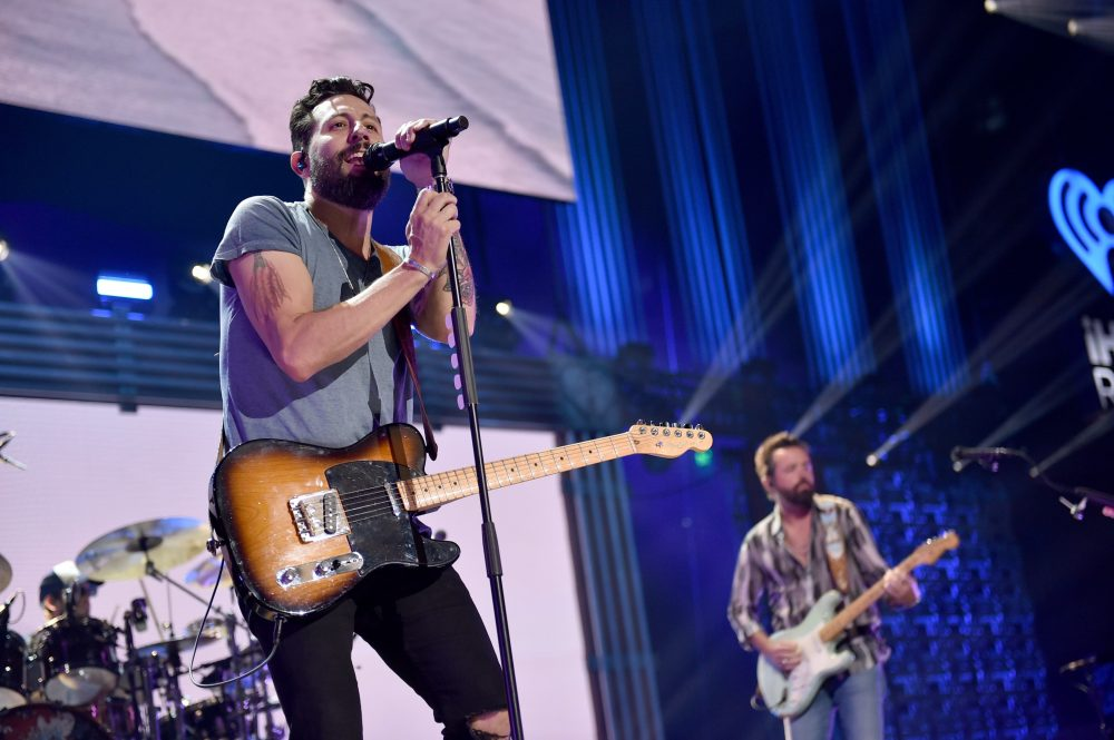 Old Dominion Celebrate the Journey at Sold Out Nashville Show