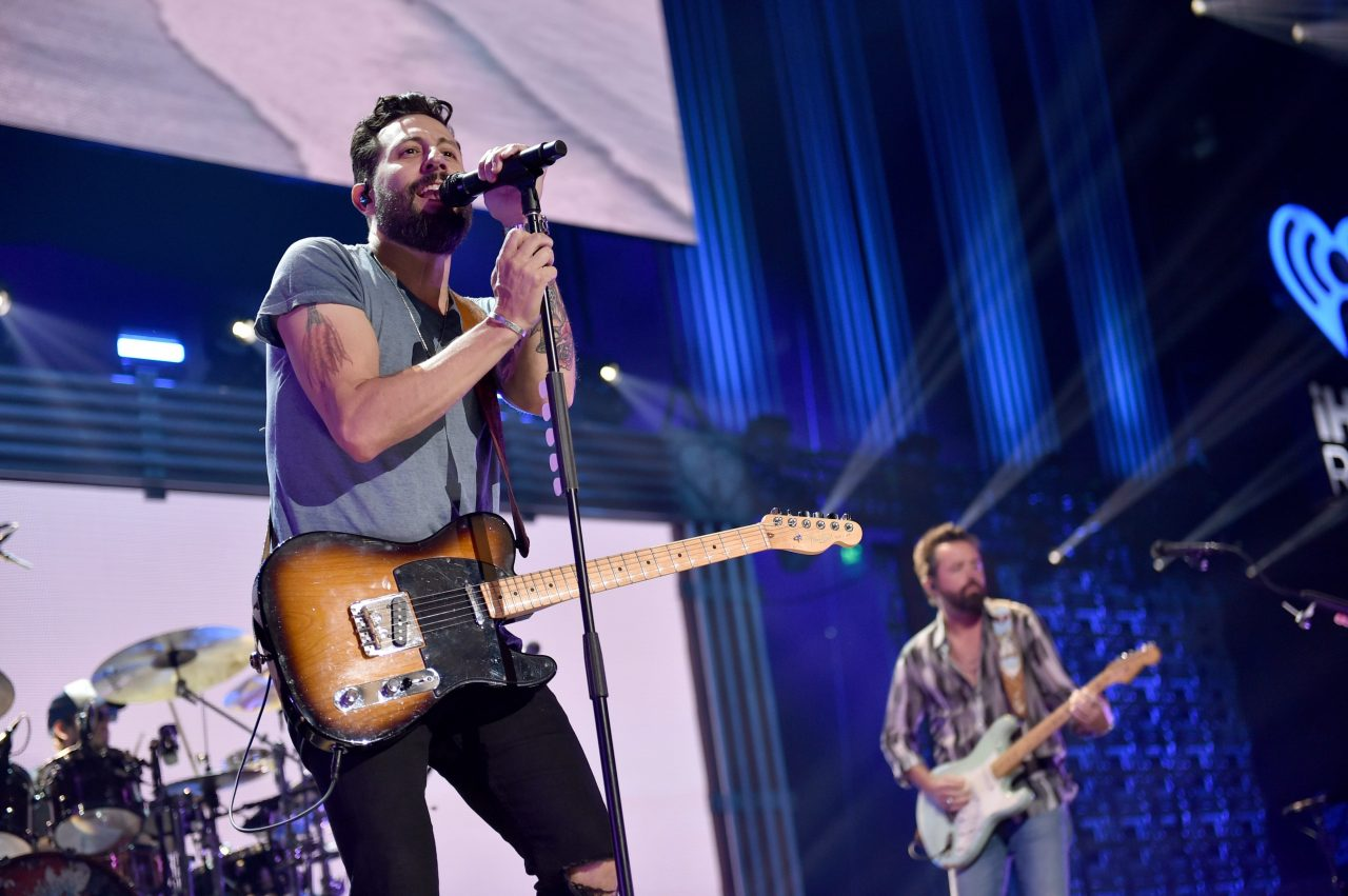Old Dominion Celebrate the Journey at Sold Out Nashville