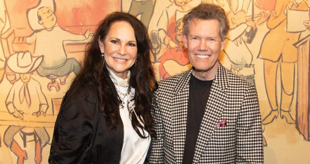 Randy Travis Sings With Grand Ole Opry Cast at 60th Birthday Celebration