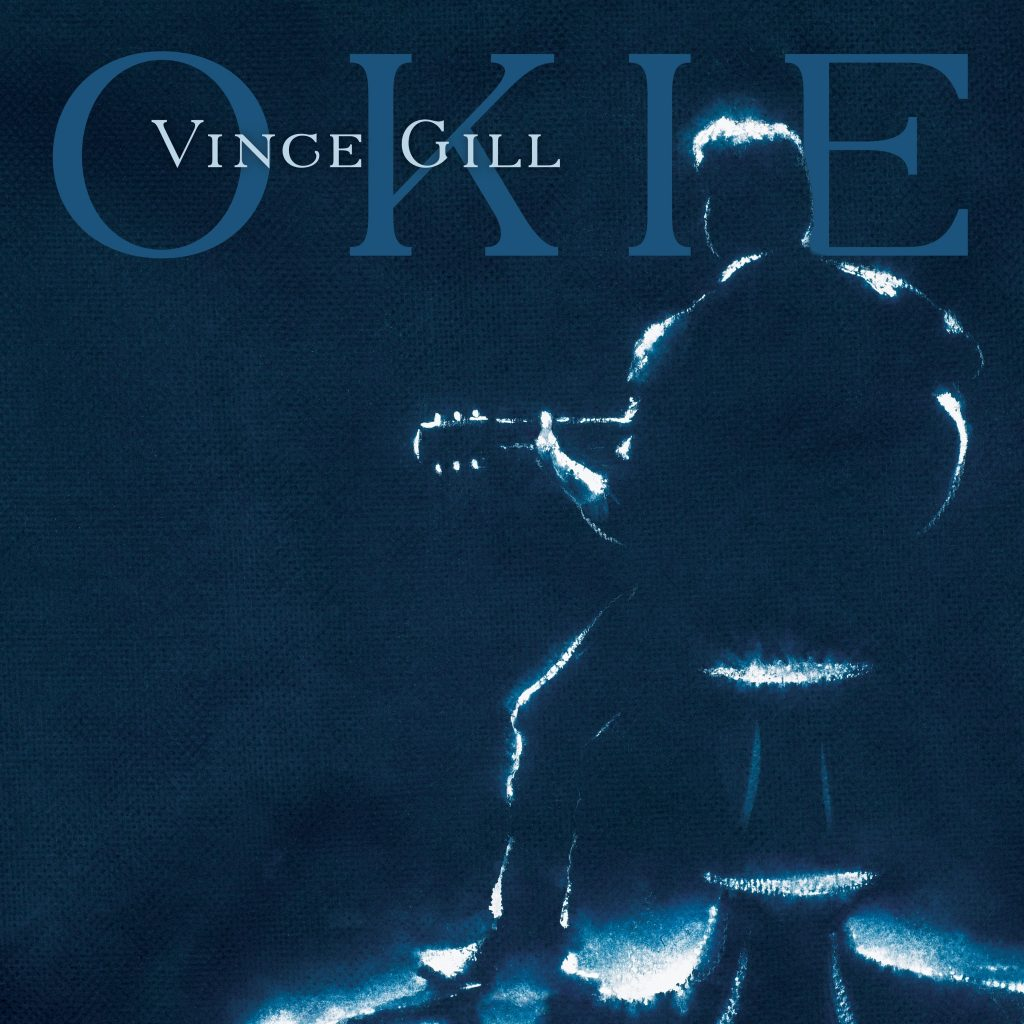 Vince Gill; Artwork courtesy of Universal Music Group Nashville