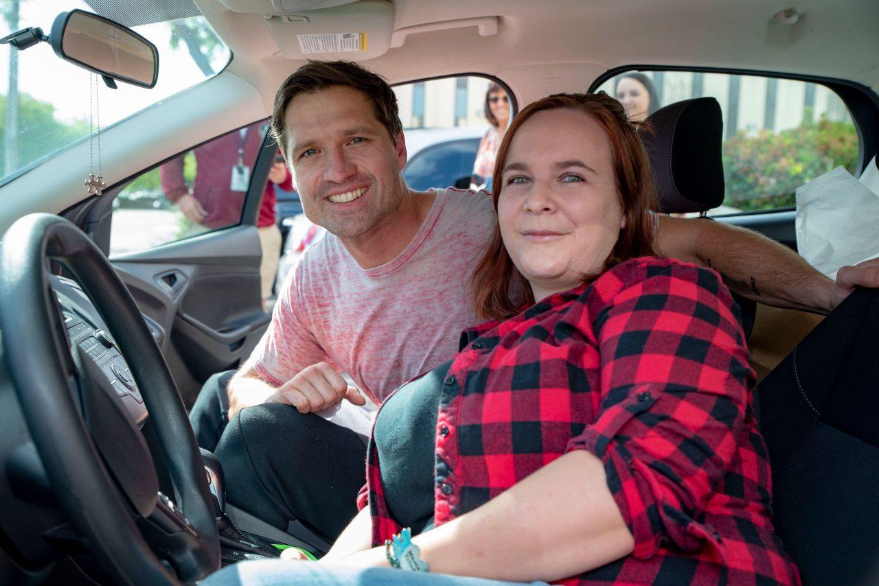 Walker Hayes Gives Fan a Car Through Be a Craig Fund