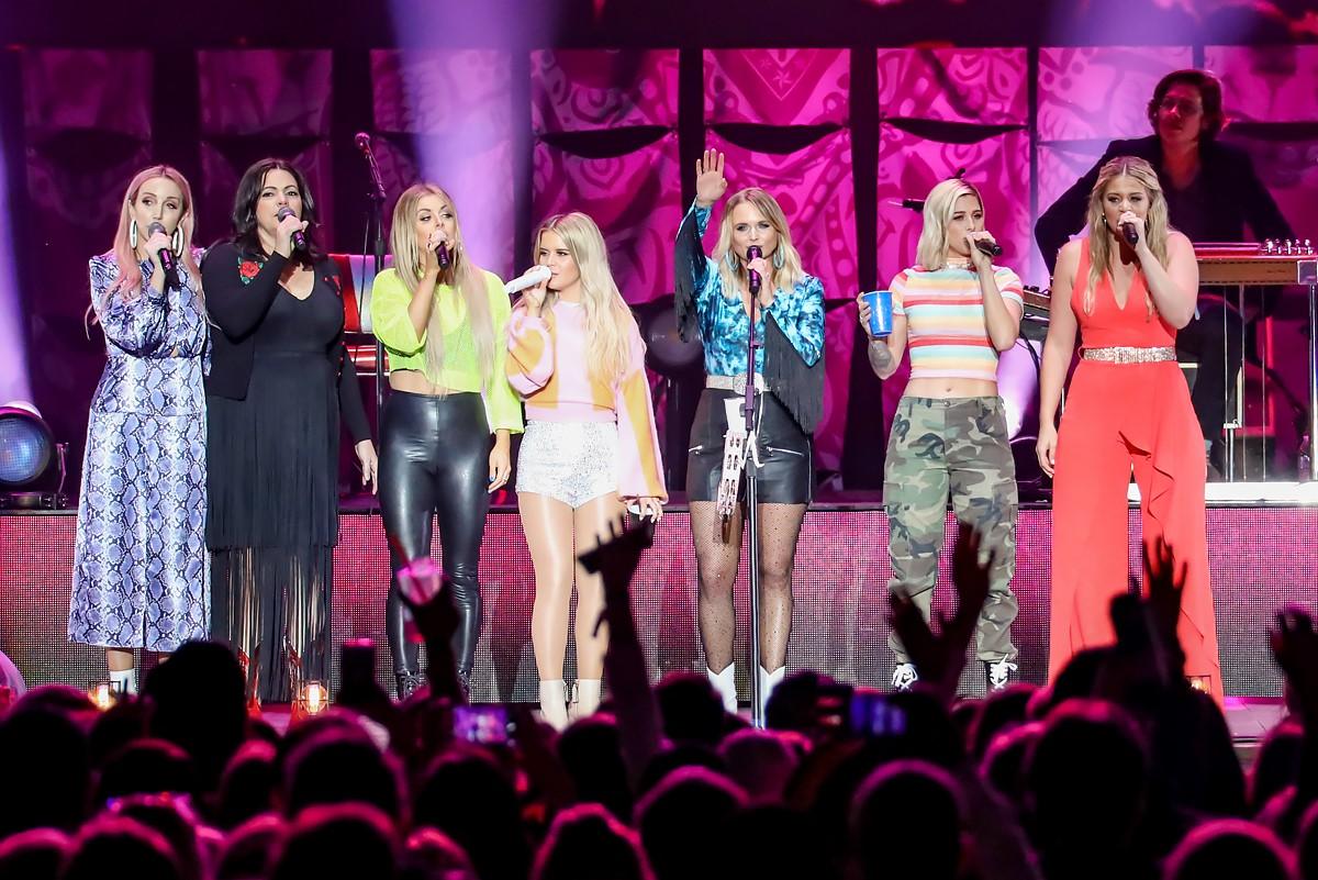 Miranda Lambert Spotlights Country's Most Talented Ladies at Country Lakeshake