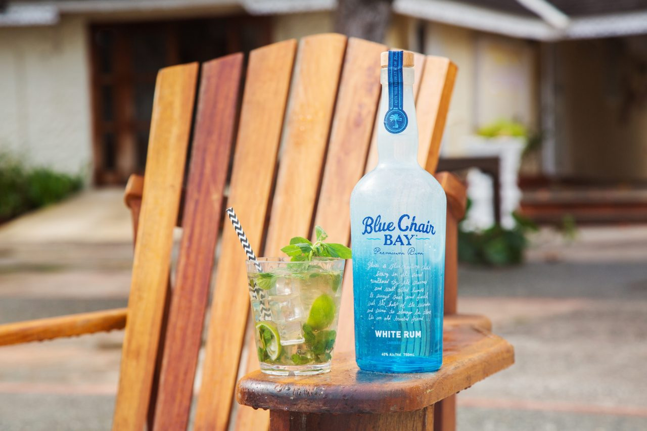 Life's a Beach, So Grab a Blue Chair Bay Cocktail