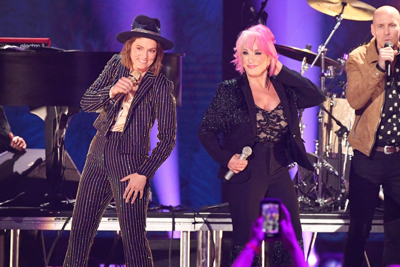 Tanya Tucker And Brandi Carlile Team Up For Duet On CMT