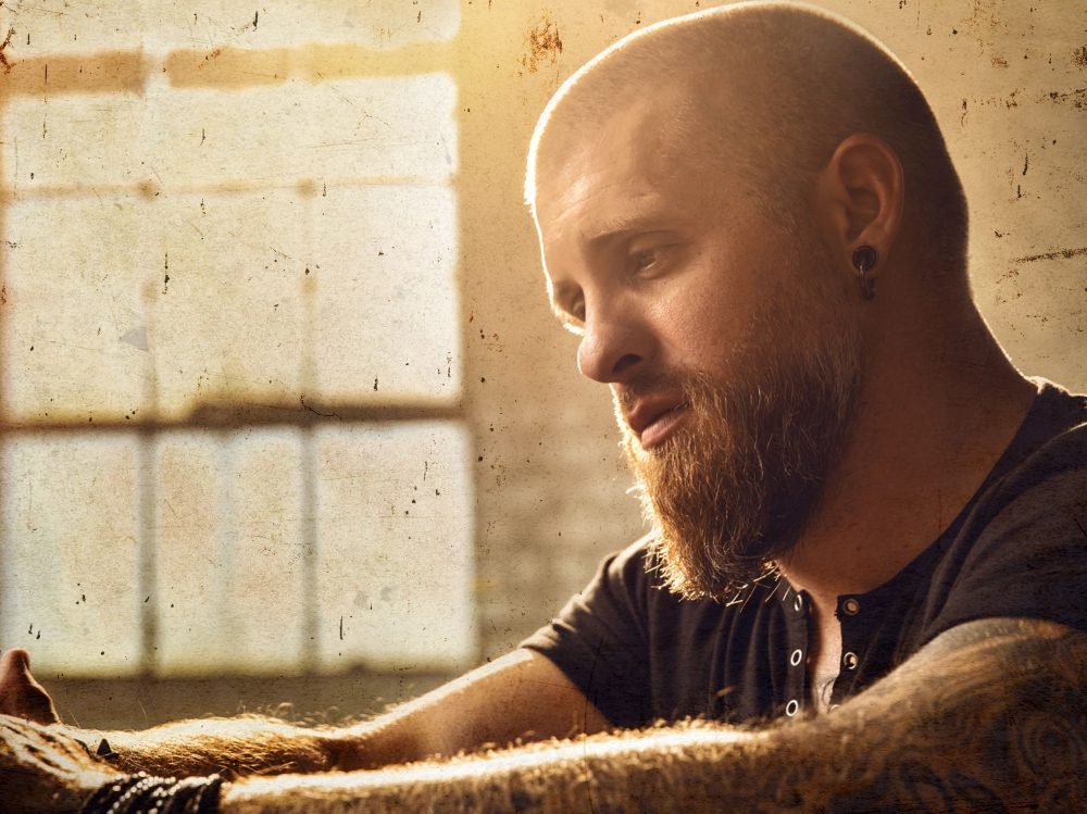 Brantley Gilbert Shows Softer Side on 'Man That Hung the Moon'