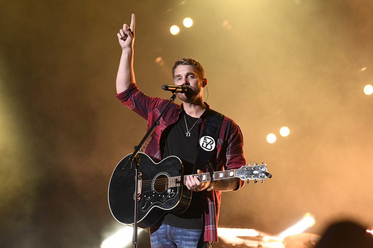 Brett Young is Ready For Baby's Arrival: 'I'm Really Excited to Dive Into It'