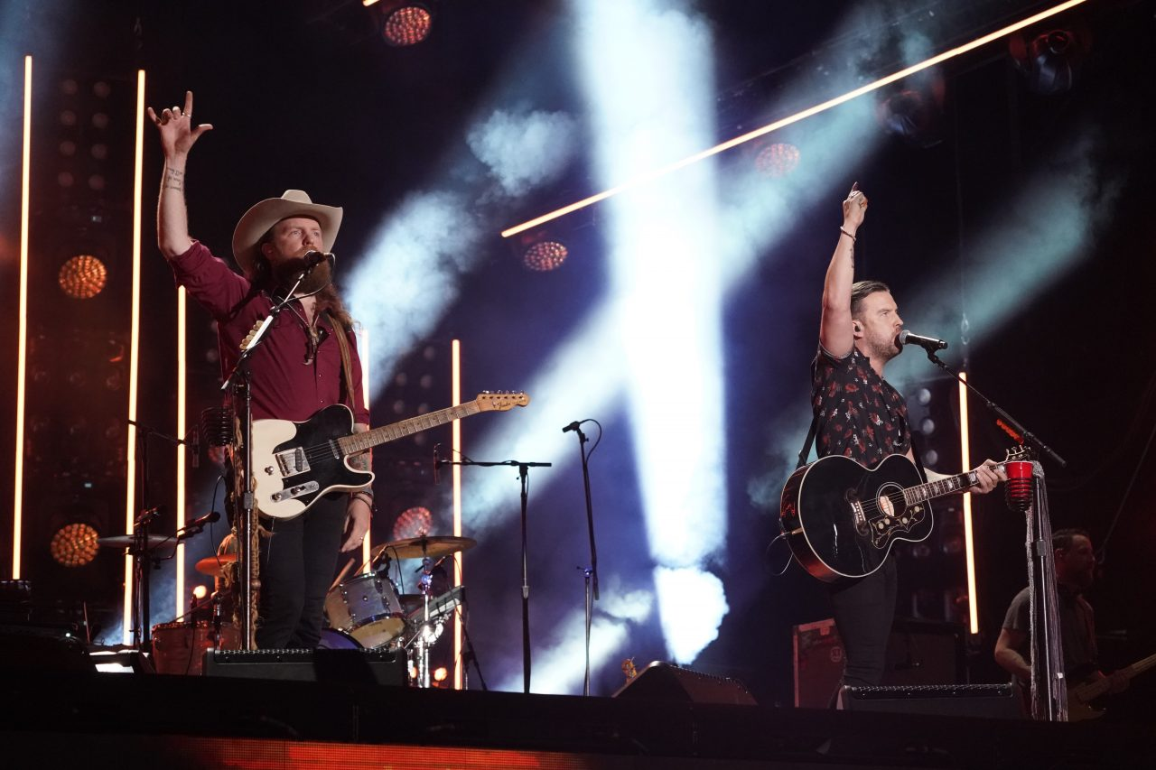 Brothers Osborne Announce New 'Live at the Ryman' Album