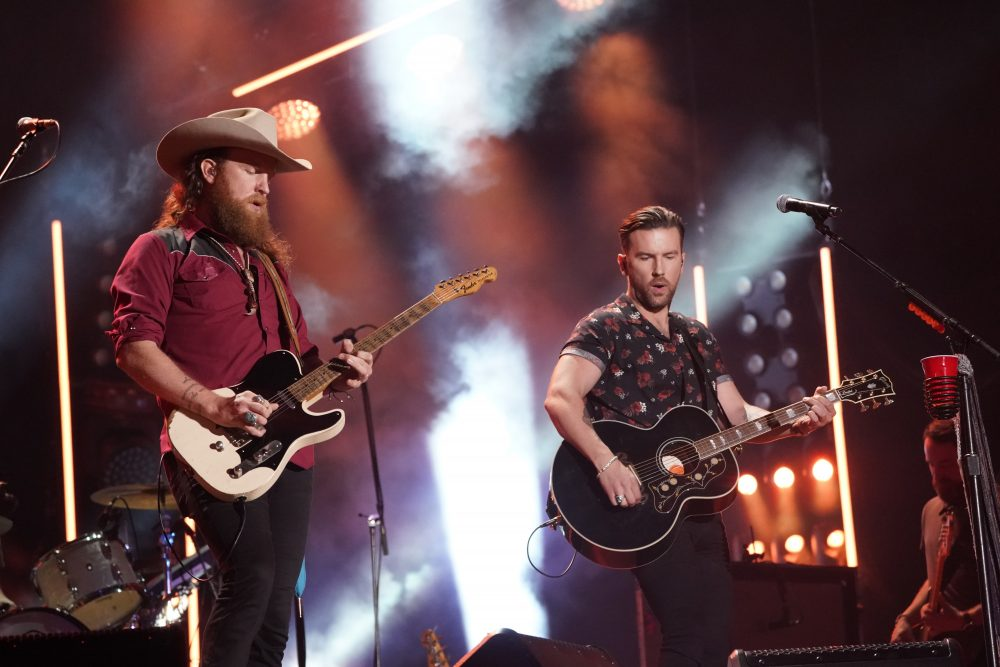 Brothers Osborne To Release First Live Album This Fall