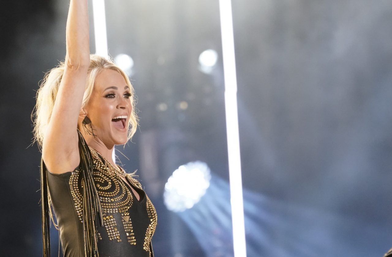 Carrie Underwood to Publish Health and Wellness Book, 'Find Your Path'
