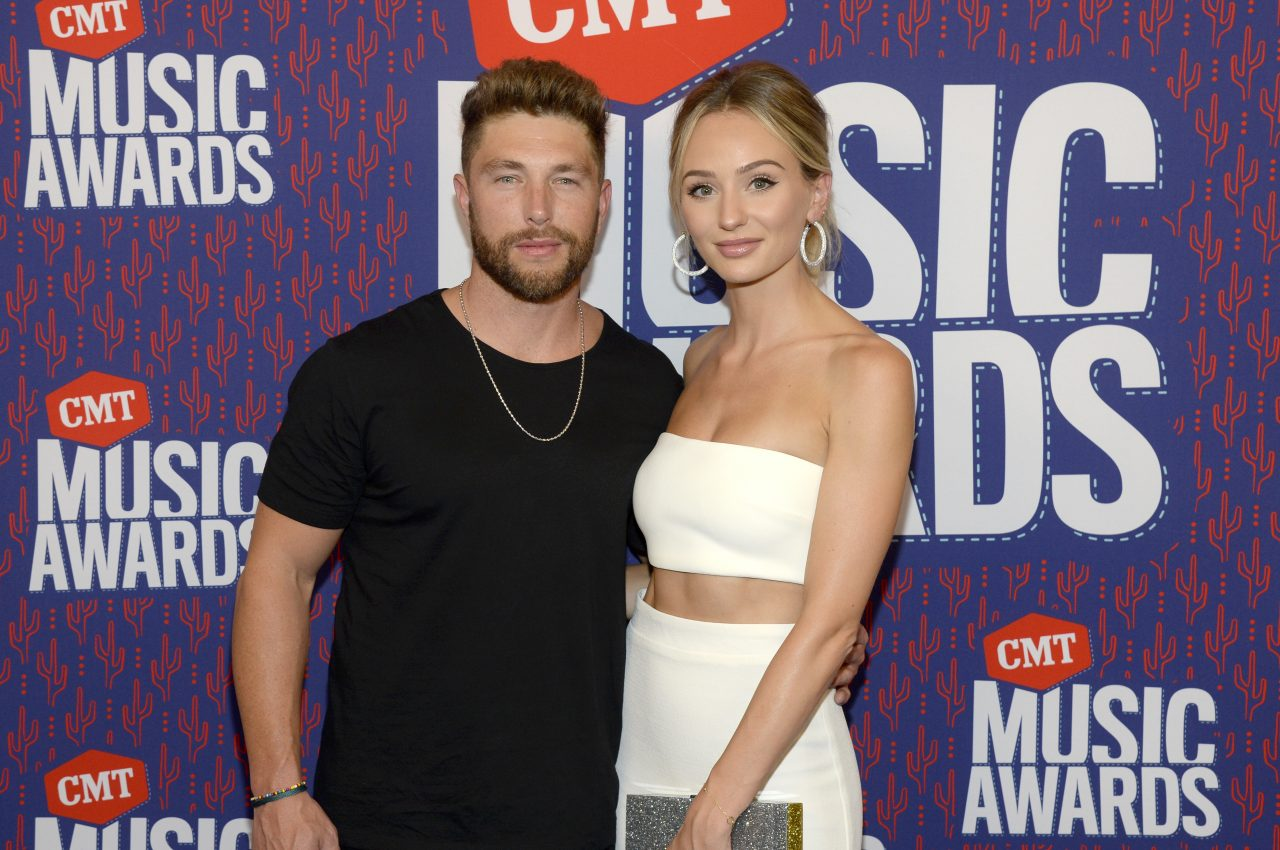 Chris Lane and Wife Lauren Announce They Are Expecting a Baby Boy