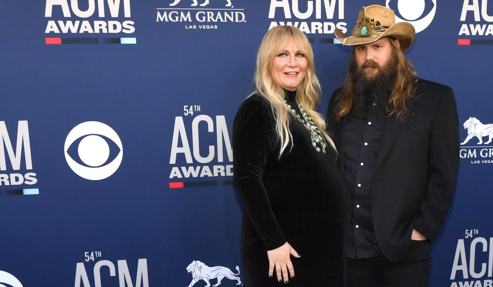 Chris Stapleton Surprises Habitat for Humanity With $10,000 Donation