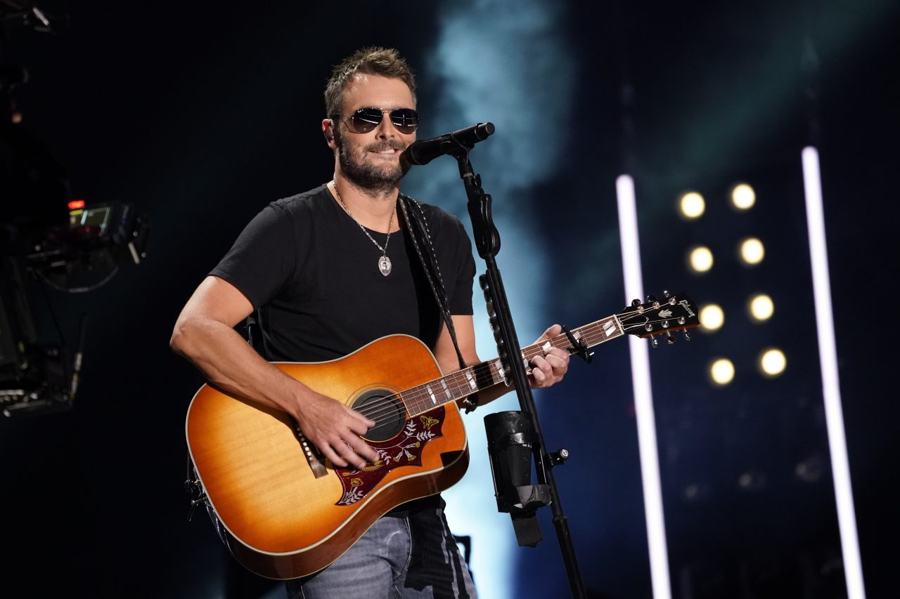 How Eric Church's Wife Made 'Some of It' a No.1 Hit