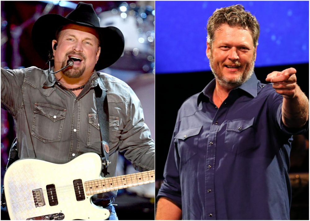 Garth Brooks and Blake Shelton Serve Up 'Dive Bar' Duet