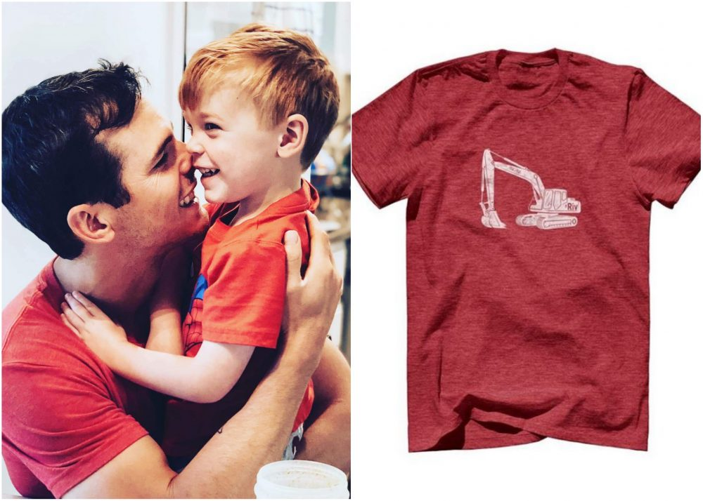 Granger Smith Memorializes Late Son With Charity T-Shirt