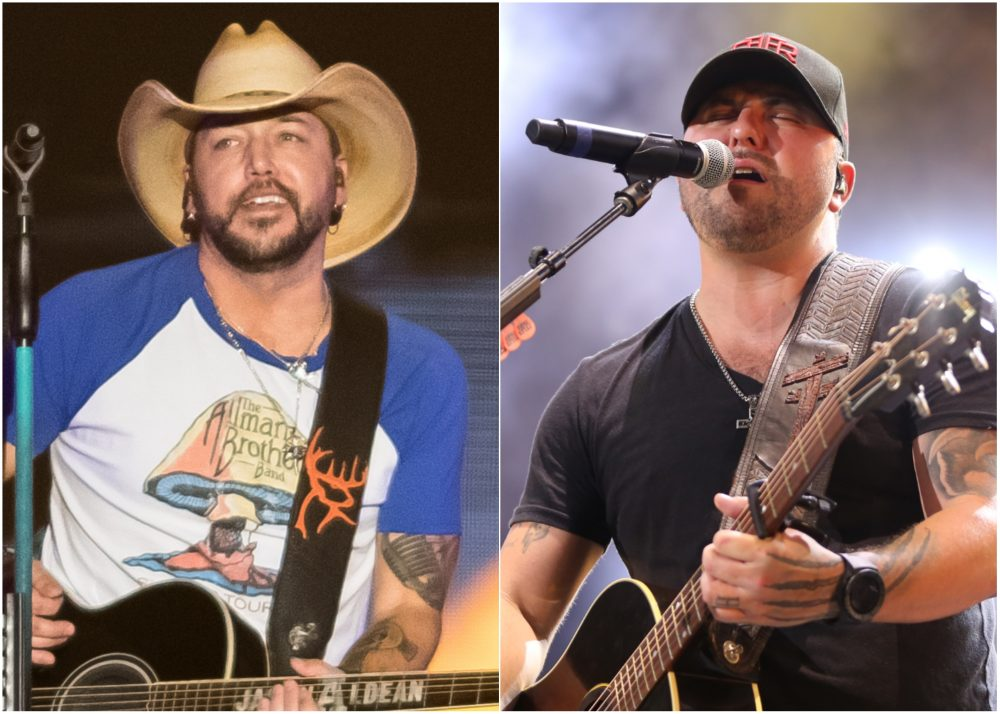 Tyler Farr on Picking Jason Aldean as Producer: 'I've Always Looked Up To Him'