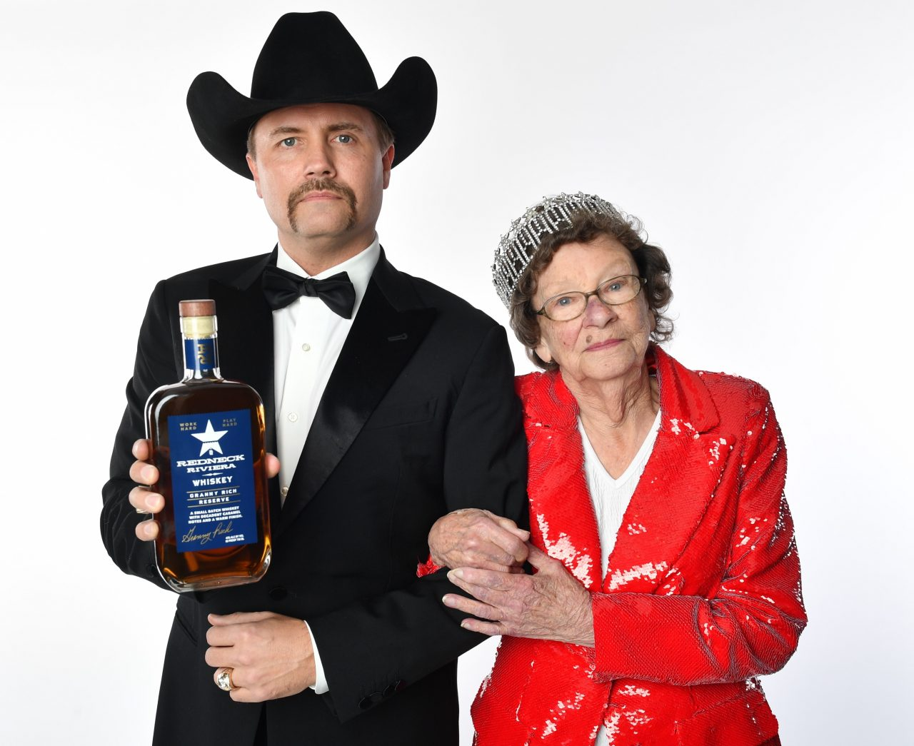 John Rich and His Granny Have Spirited CMA Fest Signing