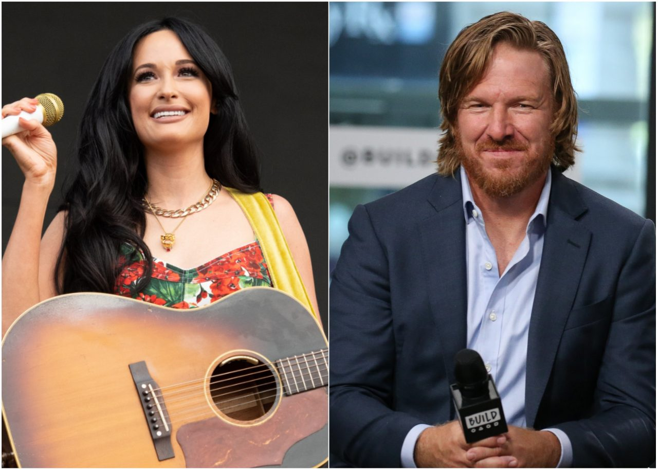 Kacey Musgraves, Florida Georgia Line Join Chip Gaines Challenge
