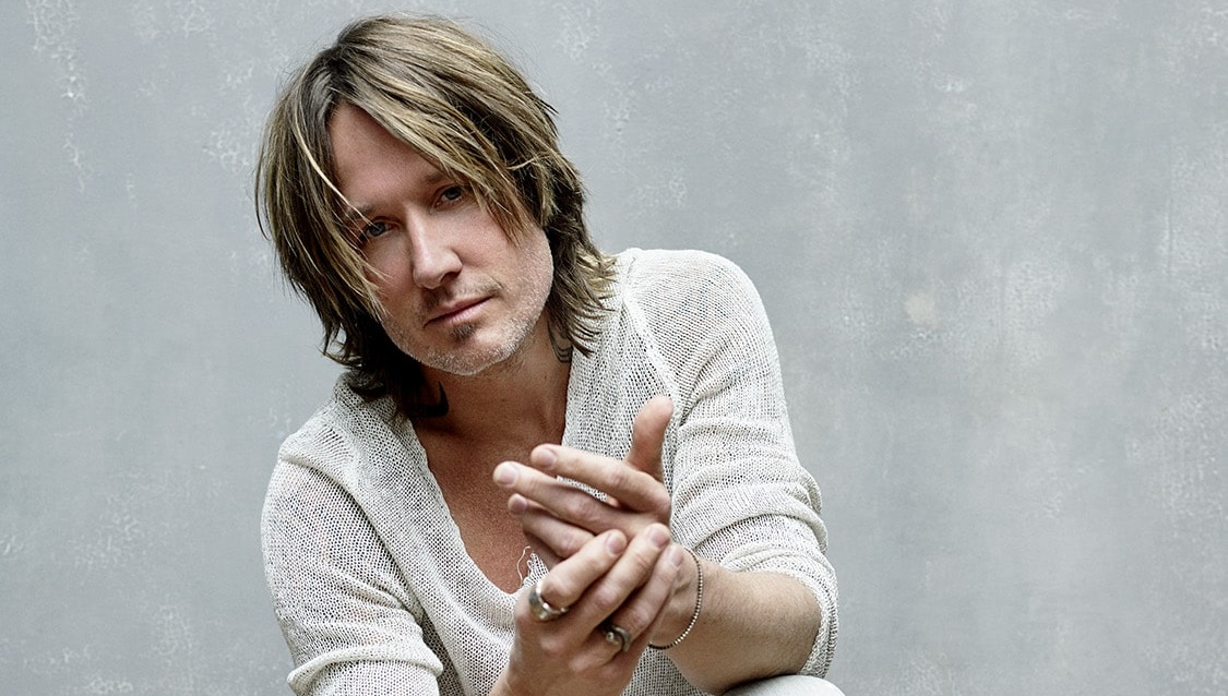 Keith Urban Escapes Loneliness in 'When God Whispered Your Name'