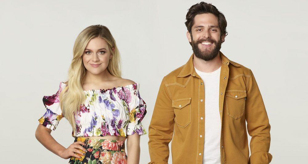 Thomas Rhett and Kelsea Ballerini Return as 'CMA Fest' Hosts