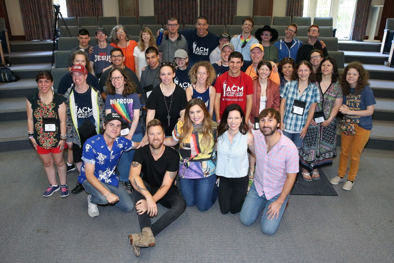 ACM Lifting Lives Music Camp Makes Magic Out of Music and Family