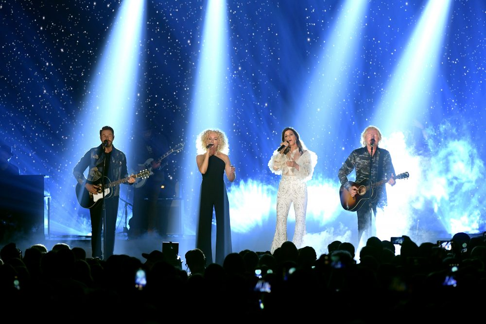 Little Big Town Stun CMT Music Awards With 'The Daughters'