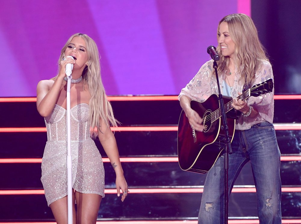 Sheryl Crow And Maren Morris Debut New Songs at CMT Music Awards