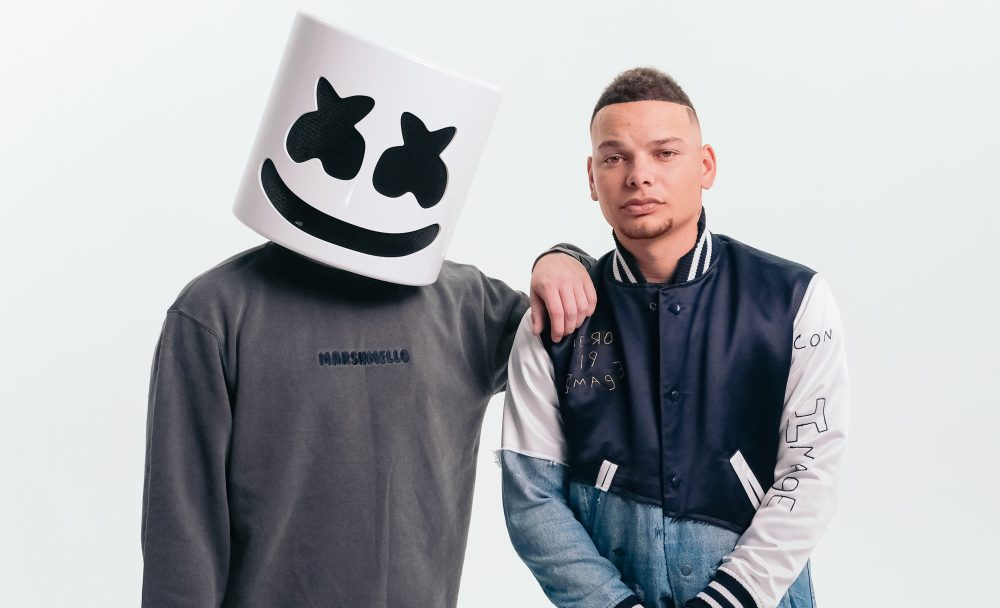 Kane Brown Will Join Marshmello At iHeartRadio Music Festival