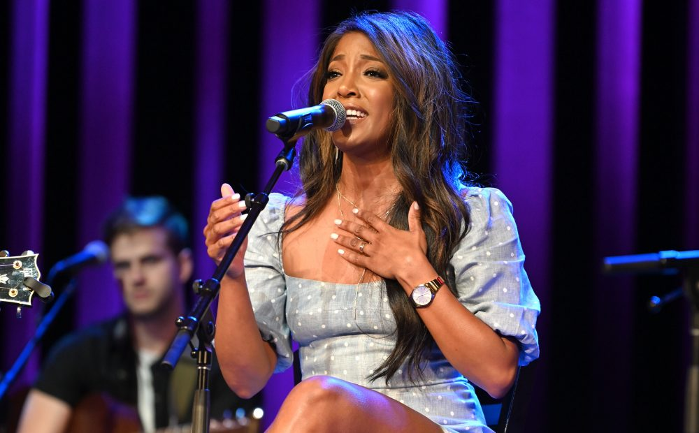 Must Listen: Mickey Guyton Releases Powerful Song, 'Black Like Me'