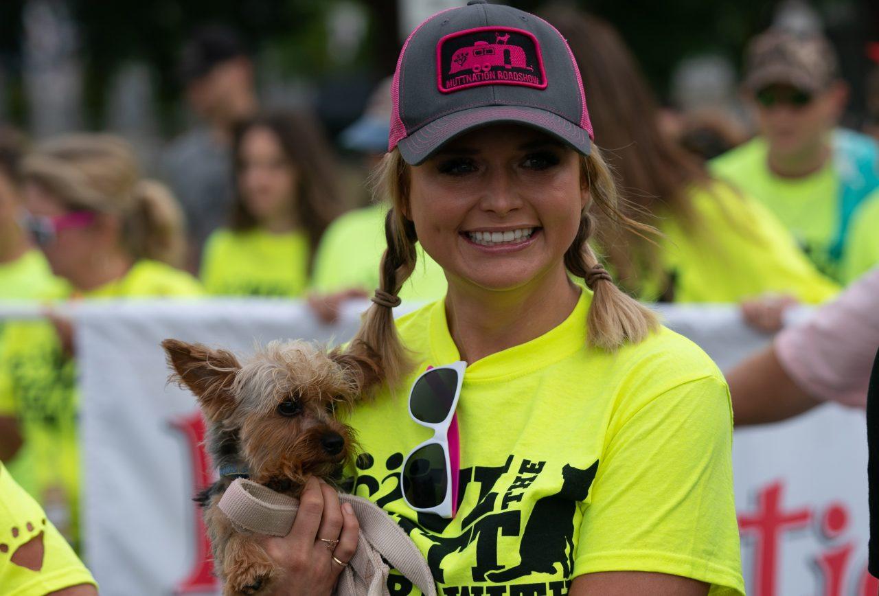 Miranda Lambert's MuttNation Sets Puppy Adoption Record at CMA Fest