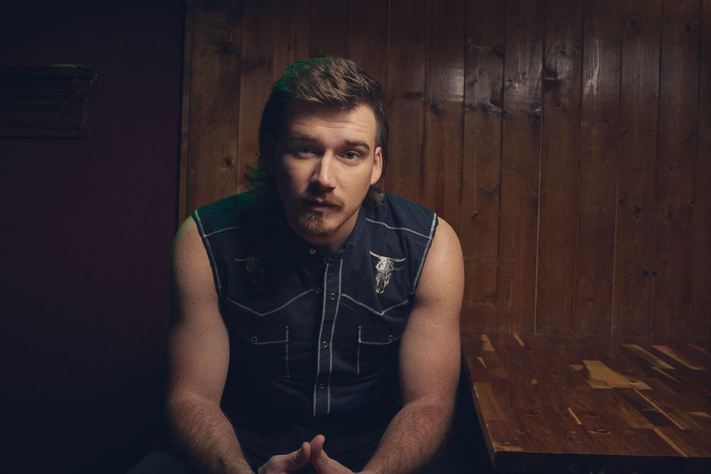 Morgan Wallen's 'Chasin' You' Races To  No. 1 On Country Radio