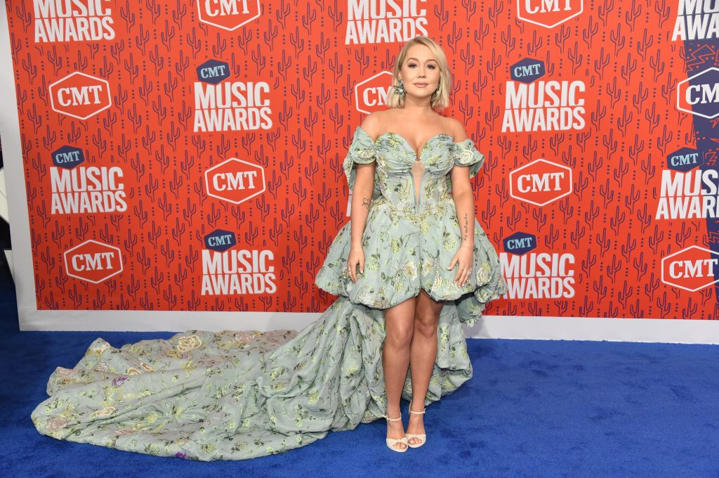 NASHVILLE, TENNESSEE - JUNE 05: RaeLynn attends the 2019 CMT Music Awards at Bridgestone Arena on June 05, 2019 in Nashville, Tennessee. (Photo by John Shearer/WireImage,)