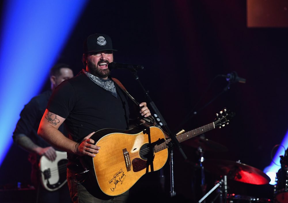 Randy Houser Plants Seed for Headlining Magnolia Tour